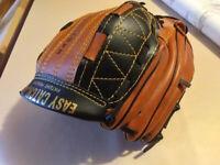 "Wilson 10"" Youth Junior Baseball T-Ball Glove Mitt Easy Catch Dual Finger A2450"