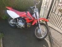 HONDA CRF 70 GENUINE PW 80