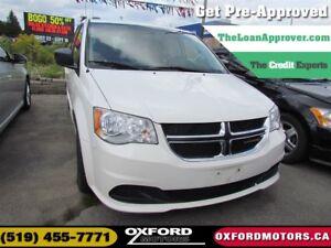 2012 Dodge Grand Caravan SE | STOW-N-GO | REAR AIR