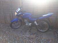 Ajs 125cc swap px