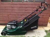 Hayter Harrier 56 Lawnmower, Roller !! Blade Roto Stop !! Fully Working & Serviced !!