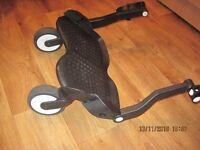 Buggy board hop on stroller platform from mothercare