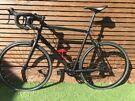Brand-X Mens Black Road Bike XL Frame