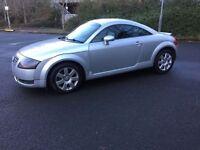 Audi TT. Automatic 76.000 miles.