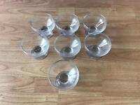 Desert fruit bowls