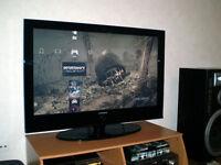 Samsung 42'' HD Plasma TV Built in Freeview