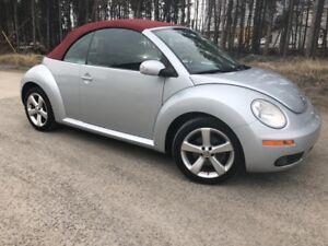 2009 Volkswagen Beetle Décapotable DECAPOTABLE