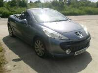 2009 peugeot 208cc (low mileage)