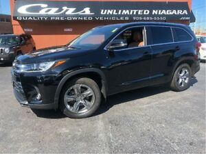 2017 Toyota Highlander Limited | AWD | NAVI | CAMERA | 7 SEATED