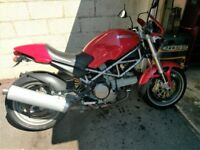DUCATI MONSTER M620-02 I.E. - 2004 - AWESOME CONDITION