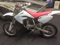 HONDA CR 85*****JUST HAD LOTS OF NEW PARTS******
