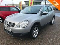 Nissan Qashqai 2.0 Acenta 2WD 5dr (Nav)Finance Available / Year MOT !