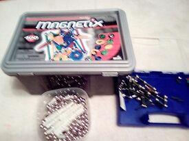 Magnetixs 4 different types