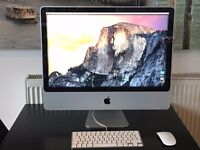 "APPLE IMAC 24"" DESKTOP 4GB INTEL CORE 2 DUE"