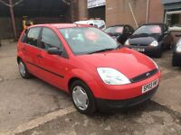 2003 FORD FIESTA FINESSE 1.3