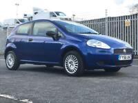 2006 (Sep 56) FIAT GRANDE PUNTO 1.2 ACTIVE - Hatchabck 3 Door - Manual - Petrol - BLUE *MOT/CHEAP/PX