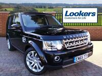 Land Rover Discovery SDV6 HSE (black) 2016-01-15