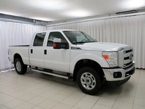 2016 Ford F-250 SUPER DUTY XLT 4X4 4DR 6PASS