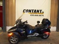 2010 Can-Am SPYDER RT-S 991 ETC (SE5)