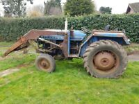 Leyland 253 tractor