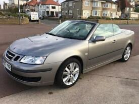 Saab Convertible 93 TiD Anniversary REDUCED MUST GO