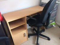 Office Desk & Chair for Sale