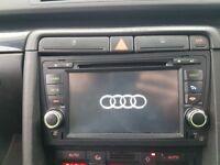 Audi sat nav radio