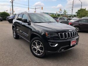 2018 Jeep Grand Cherokee *LIMITED W/ONLY 4366 KMS ON THE CLOCK