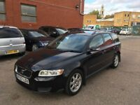 2007 Volvo V50 Diesel Good Condition with history and mot