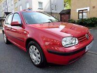2003 VW Golf SE 1.9 TDI Manual, FSH, Timing Belt Done £950