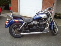 Fine example of one of the best motorcycle crousier