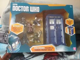 Brand new doctor who