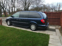 Chrysler, GRAND VOYAGER, MPV, 2006, Other, 2776 (cc), 5 doors