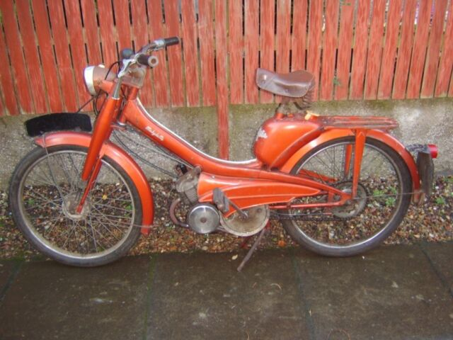 1963 Mobylette Moped in Original Vintage Condition with new MOT | in  Currie, Edinburgh | Gumtree
