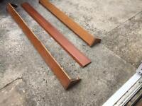 3 radiator shelves