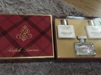 Ralph lauren After shave set