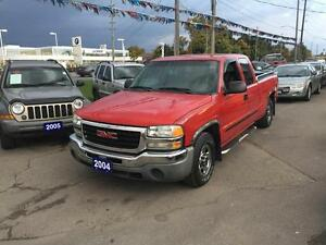 2004 GMC Sierra 1500 SLT Ext. Cab Long Bed 2WD