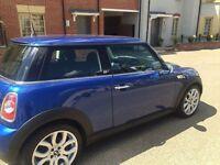 Mini 1.6 First 2012 Low mileage 12 months mot cheap insurance