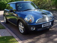 2010, AUTOMATIC, MINI HATCH COOPER 1.6 COOPER 3d AUTO 122 BHP ****Automatic***