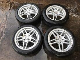 "15"" hi octane Toyota Yaris Alloy wheels"