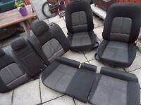 peugeot 407 car seats