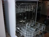 Hotpoint full size 60cms dishwasher
