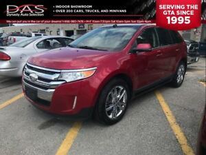 2012 Ford Edge LIMITED NAVIGATION/PANORAMIC ROOF/LEATHER