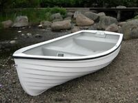 ARRAN DINGHY WITH 2.5 HP OUTBOARD MOTOR - FULL WARRANTY - DELIVERY AVAILABLE