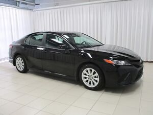 2018 Toyota Camry AN EXCLUSIVE OFFER FOR YOU!!! SE SEDAN w/ HEAT