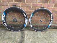 Racing cycle wheels