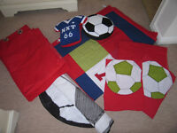 Football Bedroom Furnishings (from Next)