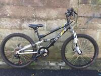 Apollo Ridge child's mountain bike