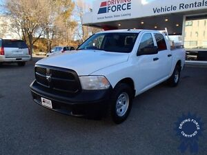 2015 Ram 1500 ST 4x4 Shortbox w/All-Terrain Tires, 15,447 KMs Prince George British Columbia image 1