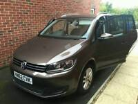 Vw touran 1.6tdi
